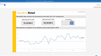 SAP Business Analytics - Ensior