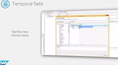 Screen SAP BO Information Design Tool